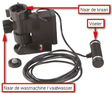 waterslot elektrisch